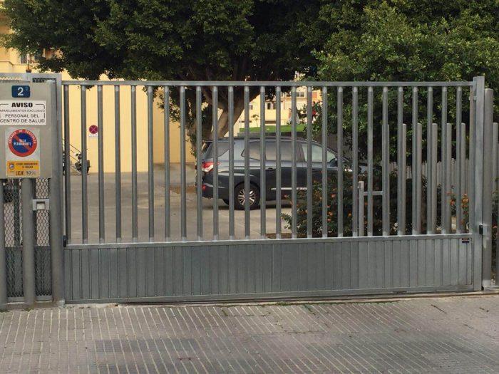 puertas correderas Málaga